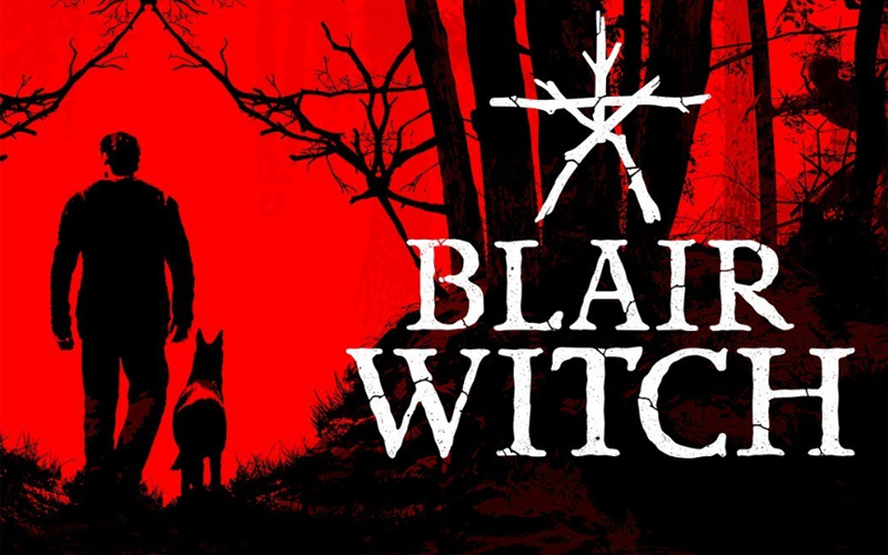 Gameplay Blair Witch
