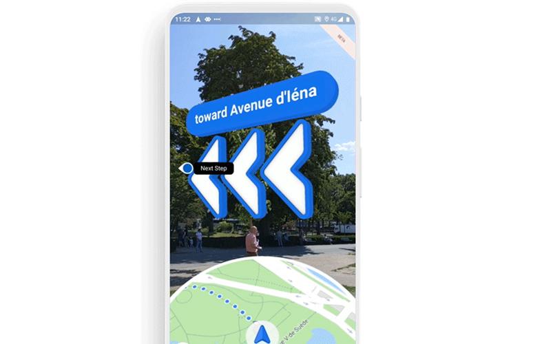 Nowe funkcje w Google Maps