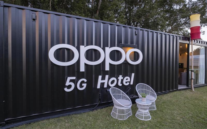 Hotel 5G od Oppo