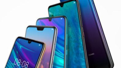 Aktualizacje bezpieczeństwa Huawei
