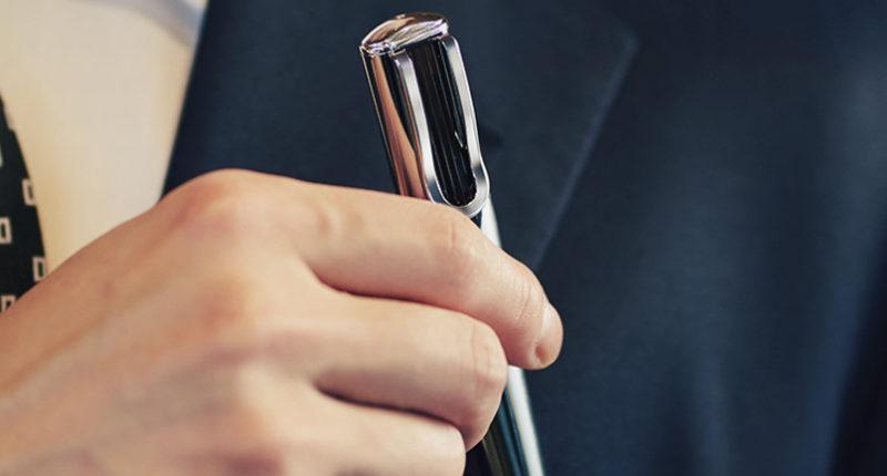 Długopis z NFC