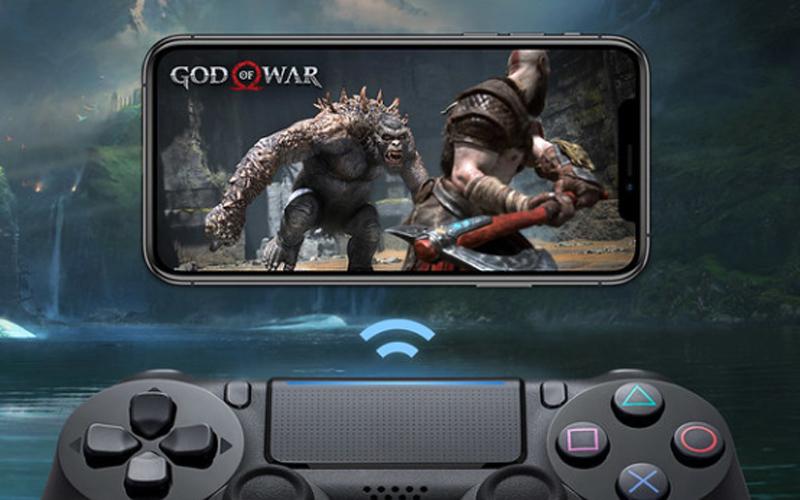DualShock 4 na iOS