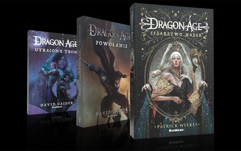 Książki Dragon Age
