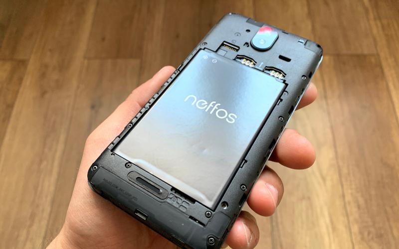 Neffos C5 Plus