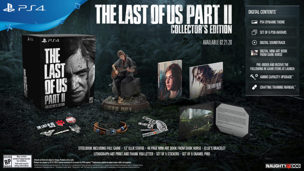 The Last of Us 2 Collector's Edition