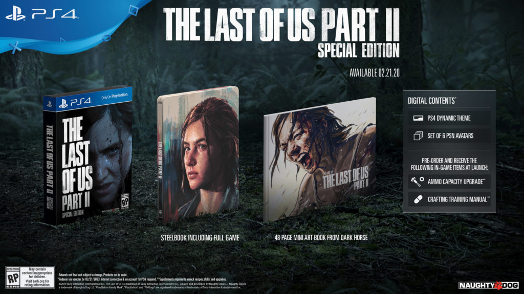The Last of Us 2 Special Edition
