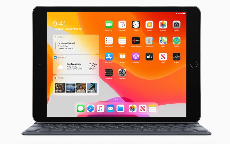 iPadOS 13.1