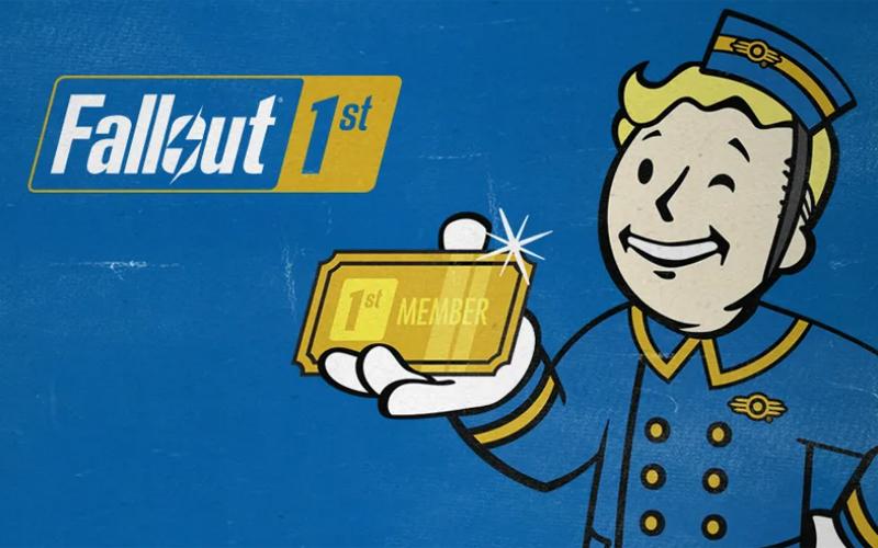 Abonament w Fallout 76