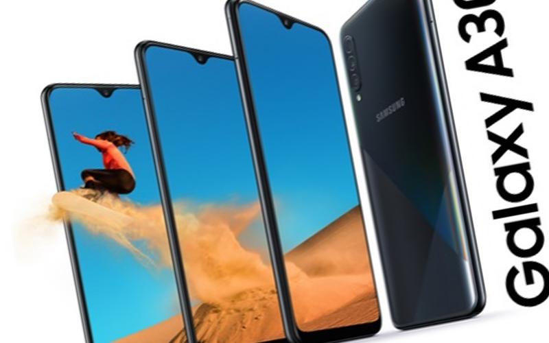 Cena Samsung Galaxy A30s