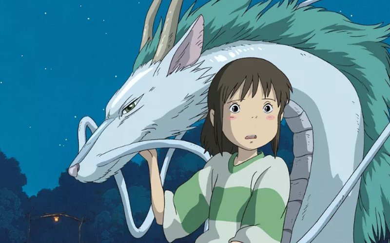 Studio Ghibli na HBO Max