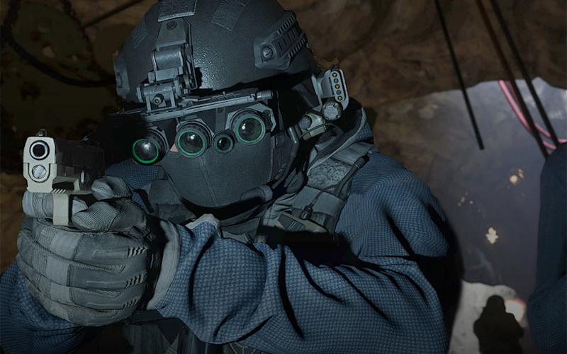 Wymagania COD Modern Warfare