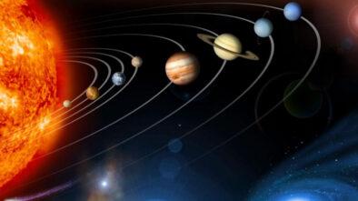 AI odkrywa jak działa Układ Słoneczny