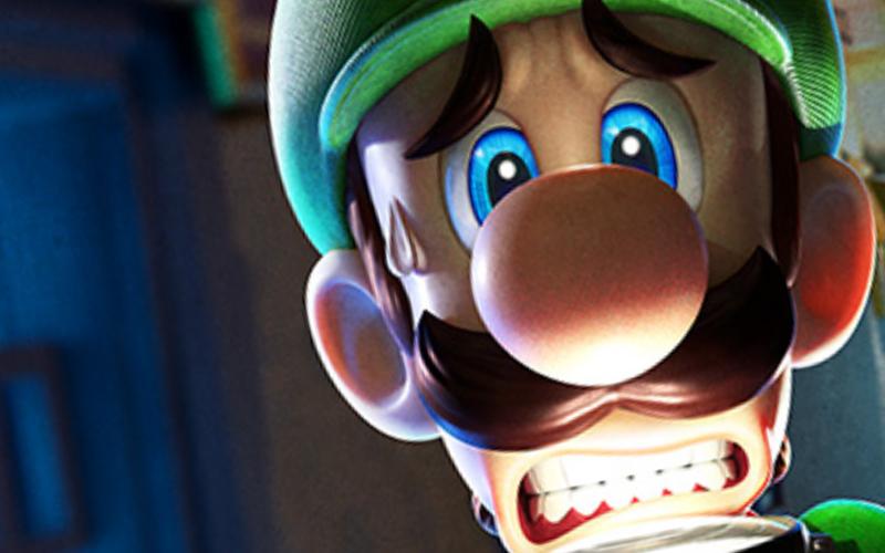 Luigi zalicza świetny start