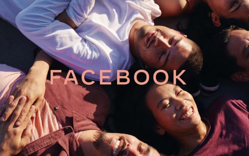 Nowe logo Facebook