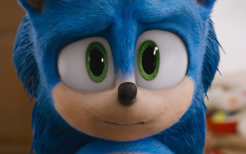 Sonic wygląda lepiej