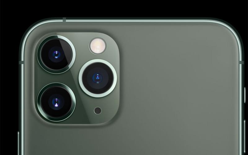 iPhone 11 Pro w DXOMark