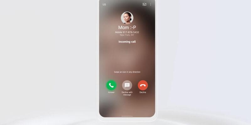 LG UX 9.0
