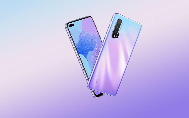 Nova 6 Huawei