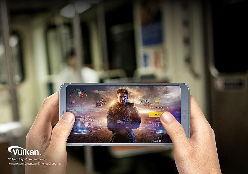 telefon LG G6 dla graczy