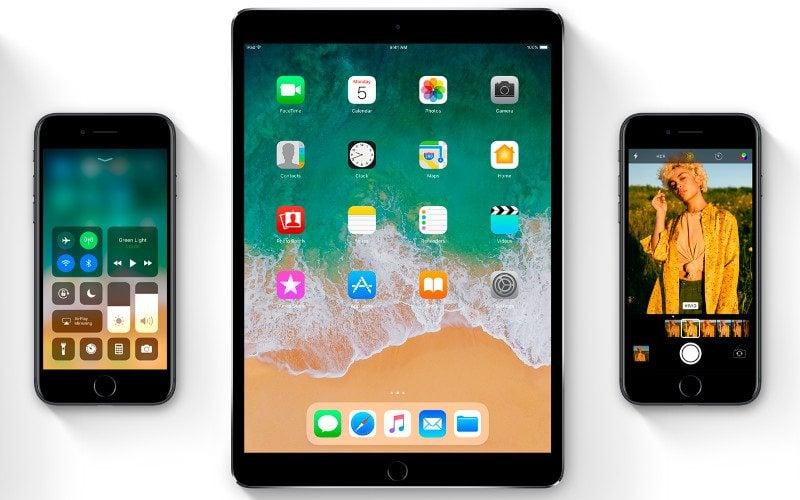 Beta iOS 11