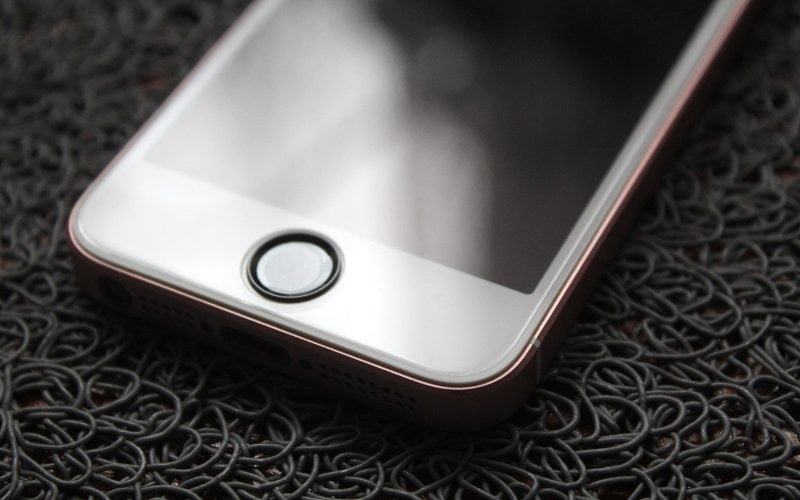 Touch ID Button