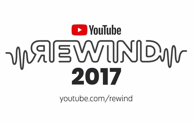 YouTube Rewind 2017