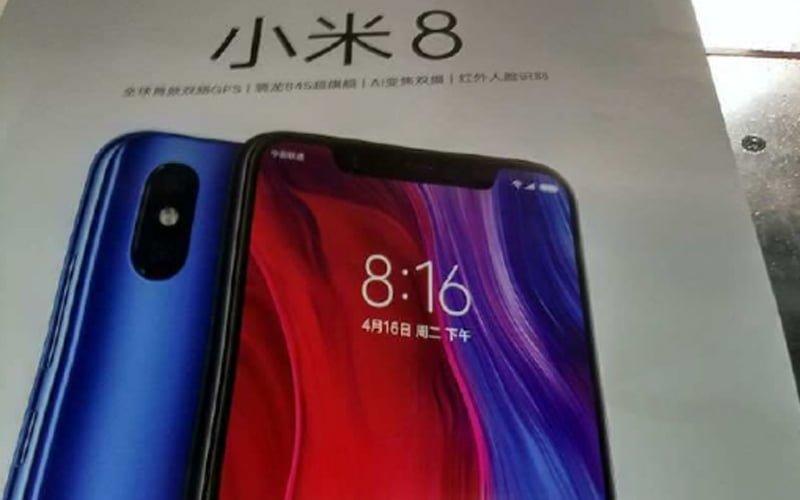 Zdjęcia Xiaomi Mi 8