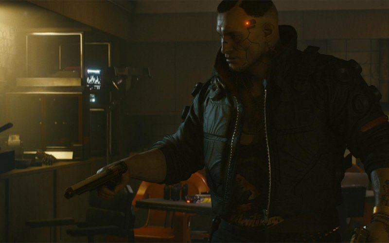 Cyberpunk 2077 na Gamescom 2018