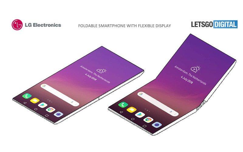 Składane smartfony
