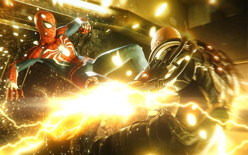 Fabularny zwiastun Spider-Man