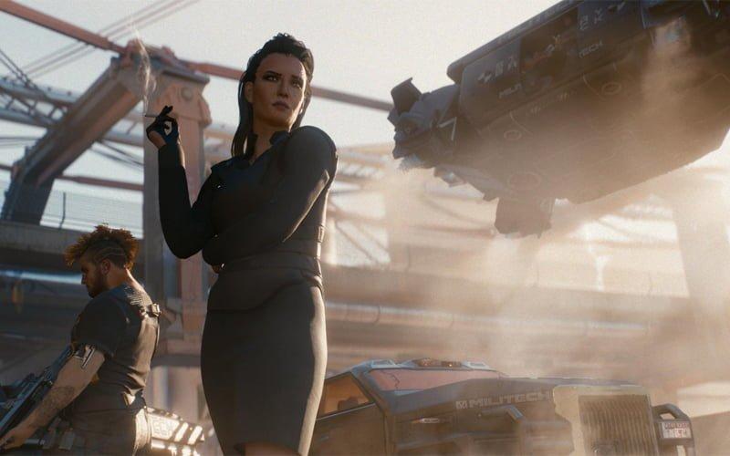 Premiera Cyberpunk 2077
