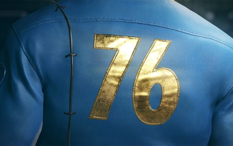Fallout 76 i single player