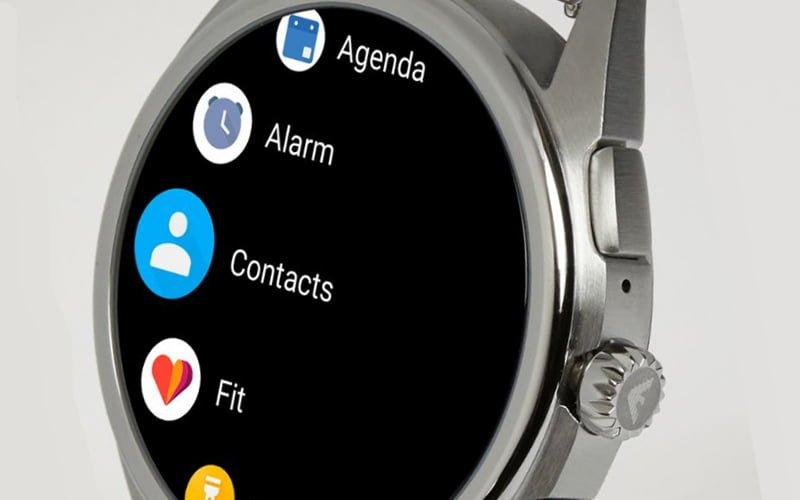 smartwatch armanii connected 2018