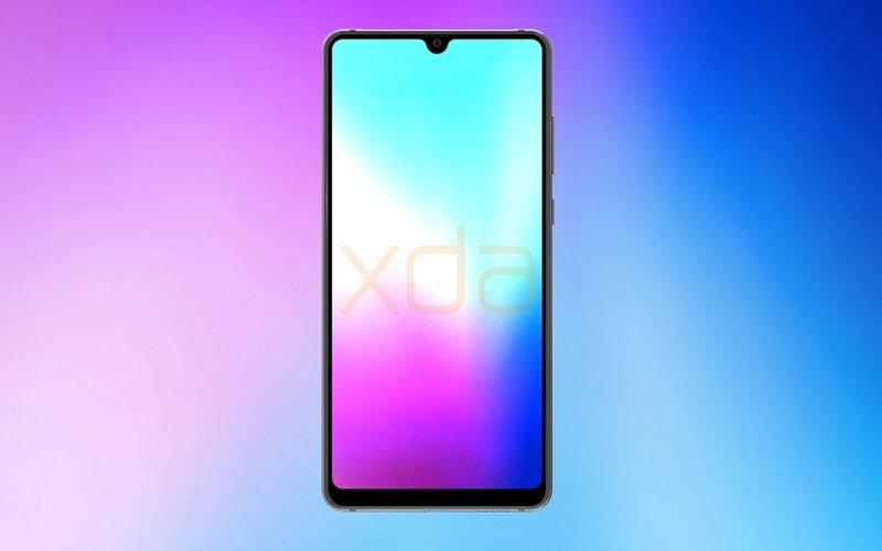 Design Huawei Mate 20