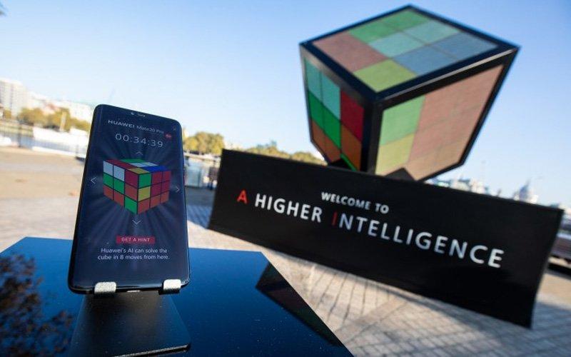 Kostka Rubika od Huawei