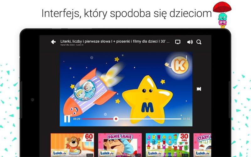 YouTube Kids w Polsce