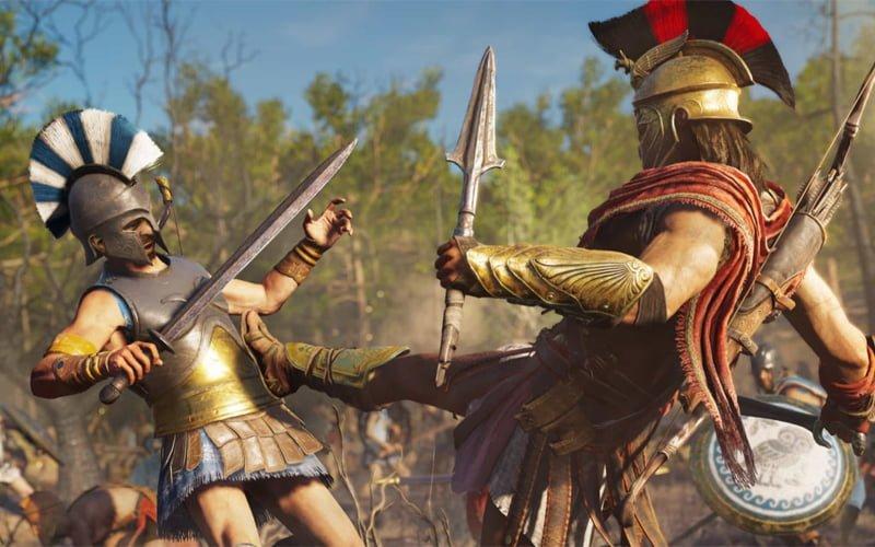 Mikropłatności w Assasin's Creed Odyssey