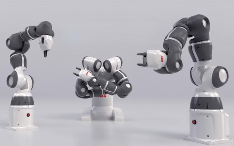 Roboty budują roboty