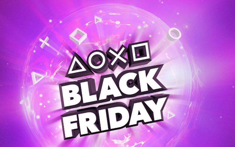 Czarny Piątek w PS Store