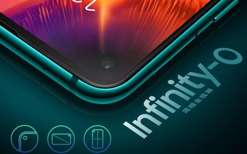 Samsung Galaxy A8s oficjalnie