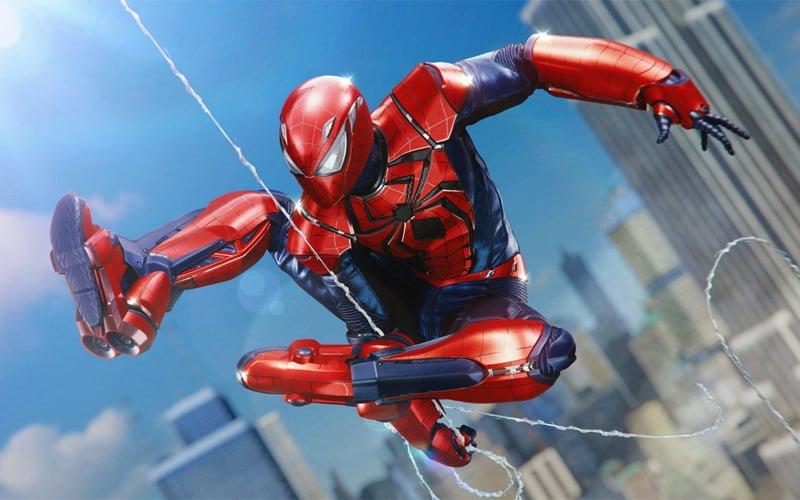 Spider-Man Silver Lining