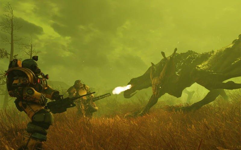 Bethesda Fallout 76