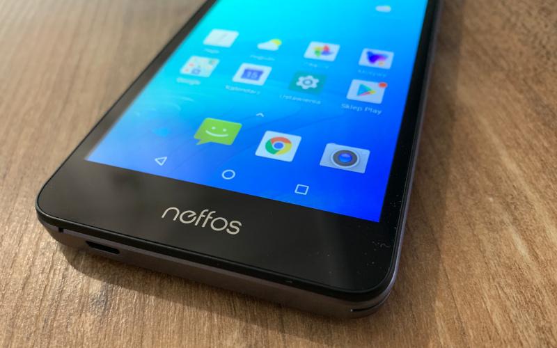 Neffos C7A