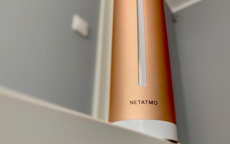 Netatmo Healthy Home Coach