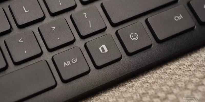 klawiatury Microsoftu