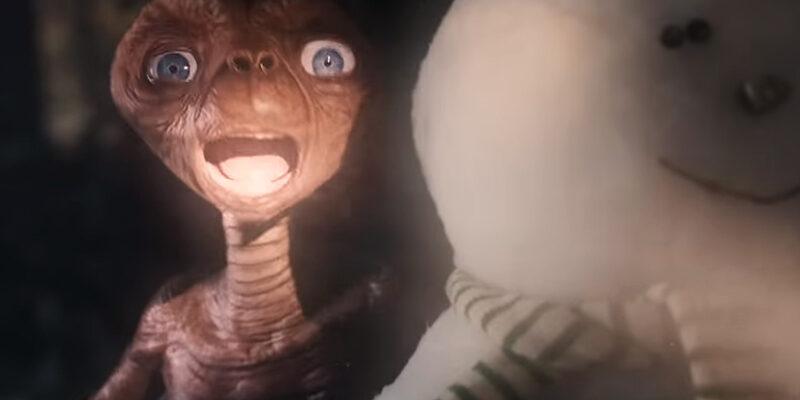 E.T. wraca do domu
