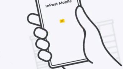 Otwieranie paczkomatu InPost