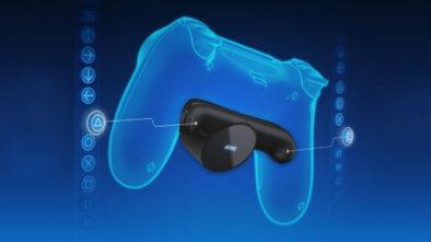 Nowe przyciski w DualShock 4